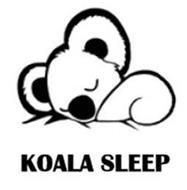 KOALA SLEEP