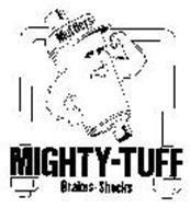 MIGHTY-TUFF MUFFLERS BRAKES SHOCKS
