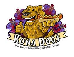 KONA DOGS HOT DOGS BENEFITING SHELTER DOGS