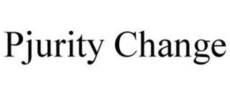 PJURITY CHANGE