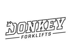 DONKEY FORKLIFTS