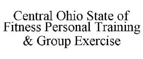 CENTRAL OHIO STATE OF FITNESS PERSONAL TRAINING & GROUP EXERCISE