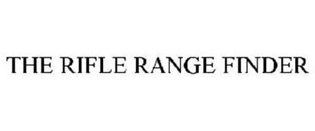THE RIFLE RANGE FINDER
