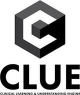 C CLUE CLINICAL LEARNING & UNDERSTANDING ENGINE