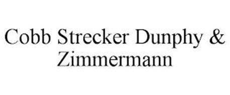 COBB STRECKER DUNPHY & ZIMMERMANN