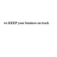 WE KEEP YOUR BUSINESS ON TRACK