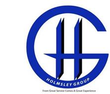 HOLMSLEY GROUP, FROM GREAT SERVICE COMES A GREAT EXPERIENCE