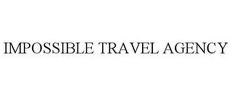 IMPOSSIBLE TRAVEL AGENCY