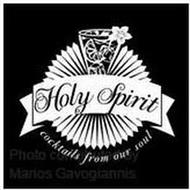 HOLY SPIRIT COCKTAILS FROM OUR SOUL