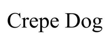 CREPE DOG