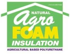 Natural Agro Foam Insulation Agricultural Based Polyurethane