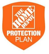 THE HOME DEPOT PROTECTION PLAN Trademark Of HOME DEPOT PRODUCT - Home depot protection plan