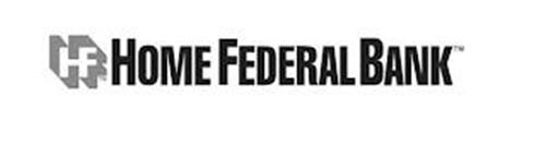 HF HOME FEDERAL BANK
