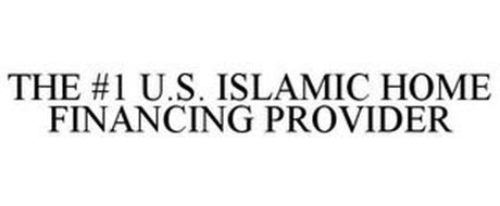 THE #1 U.S. ISLAMIC HOME FINANCING PROVIDER