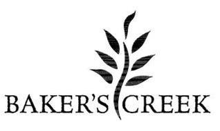 BAKER'S CREEK