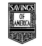 SAVINGS OF AMERICA