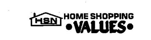 HSN HOME SHOPPING -VALUES-
