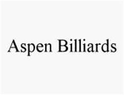 ASPEN BILLIARDS