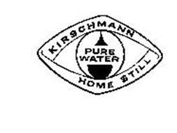 KIRSCH MANN PURE WATER HOME STILL