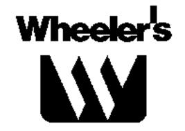 WHEELER'S W