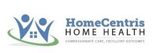 HOMECENTRIS HOME HEALTH COMPASSONATE CARE, EXCELLENT OUTCOMES