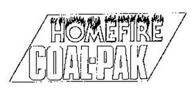 HOMEFIRE COAL-PAK