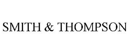 SMITH & THOMPSON