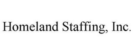 HOMELAND STAFFING, INC.