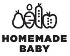 HOMEMADE BABY