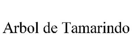ARBOL DE TAMARINDO