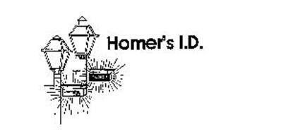 HOMER'S I.D.
