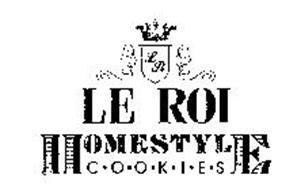 LR LE ROI HOMESTYLE C-O-O-K-I-E-S