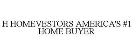 H HOMEVESTORS AMERICA'S #1 HOME BUYER