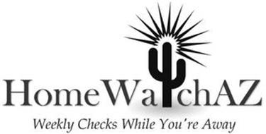 HOMEWATCHAZ WEEKLY CHECKS WHILE YOU'RE AWAY