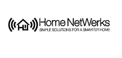 HW HOME NETWERKS SIMPLE SOLUTIONS FOR A SMARTER HOME