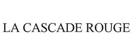 LA CASCADE ROUGE