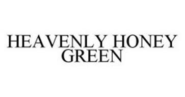 HEAVENLY HONEY GREEN
