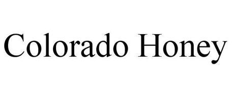 COLORADO HONEY