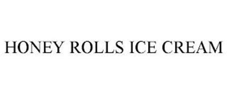 HONEY ROLLS ICE CREAM