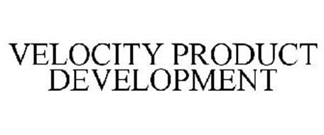 Velocity product development trademark of honeywell for Product development inc