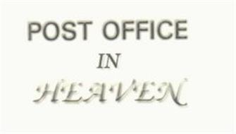 POST OFFICE IN HEAVEN