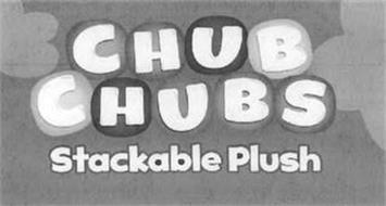 CHUB CHUBS STACKABLE PLUSH