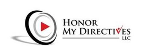 HONOR MY DIRECTIVES LLC