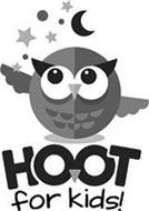 HOOT FOR KIDS!