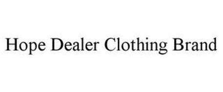 HOPE DEALER CLOTHING BRAND