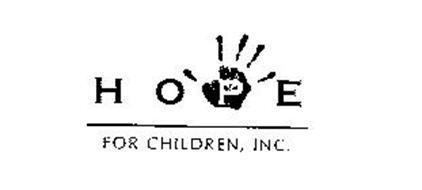 HOPE FOR CHILDREN, INC.