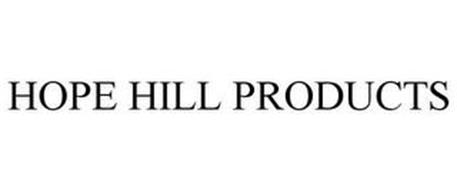HOPE HILL PRODUCTS