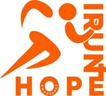 I RUN 4 HOPE AWARENESS