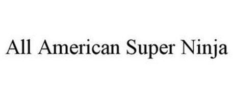 ALL AMERICAN SUPER NINJA