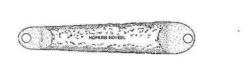 HOPKINS NO=EQL